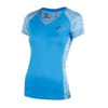 ASICS FUZEX V-NECK SHORT SLEEVE TOP