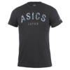 ASICS CAMOU LOGO SHORT SLEEVE TOP