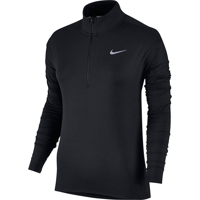 bluza do biegania damska NIKE ELEMENT HALF ZIP / 855517-010 RunnersClub 37910