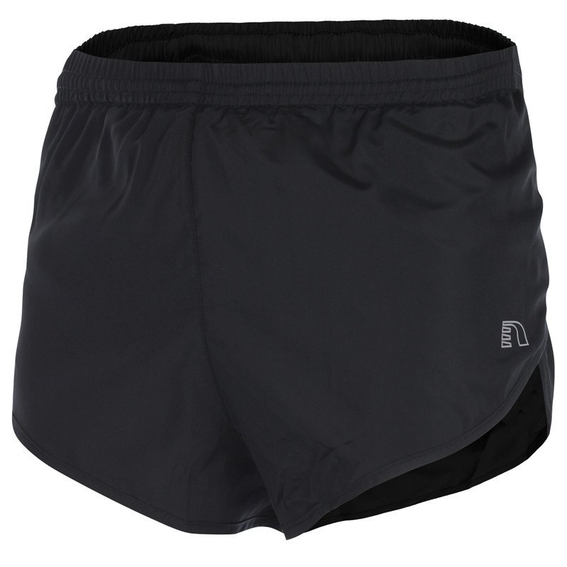 spodenki do biegania męskie NEWLINE BASE SPLIT SHORTS / 14702-060 RunnersClub 21692