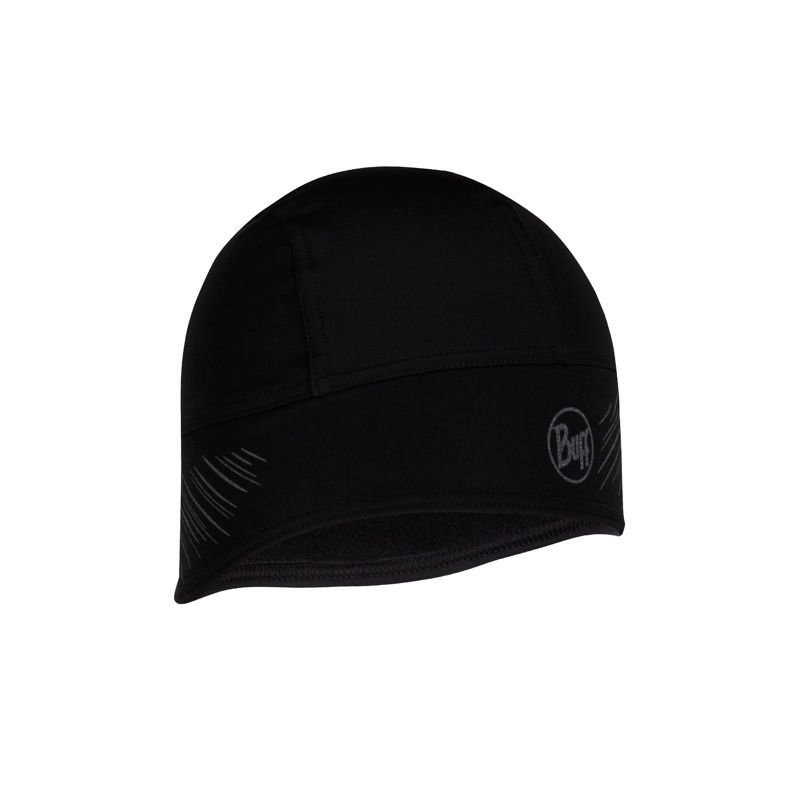 czapka do biegania BUFF TECH FLEECE HAT R-BLACK-BLACK / 118100.999.10.00 RunnersClub 43715