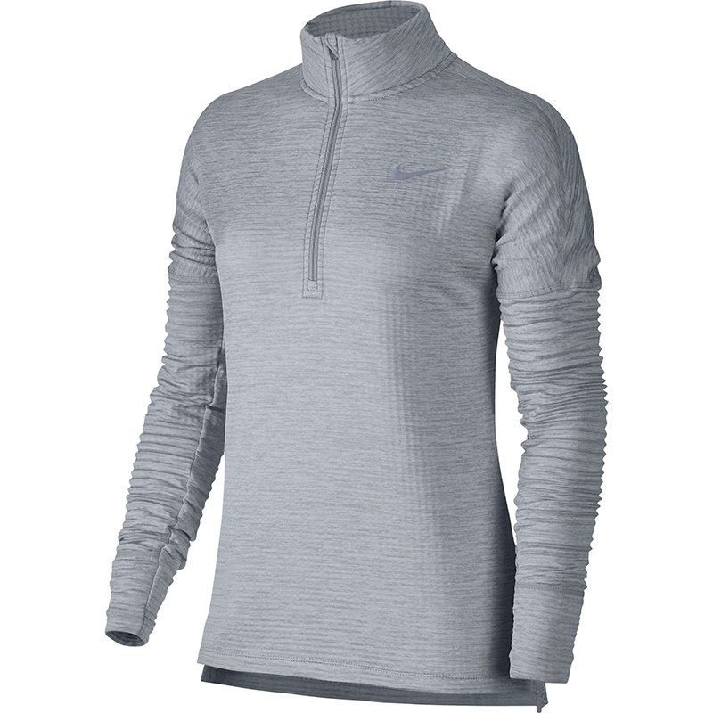 bluza do biegania damska NIKE THERMA ELEMENT SPHERE HALF ZIP / 855521-012 RunnersClub 37916