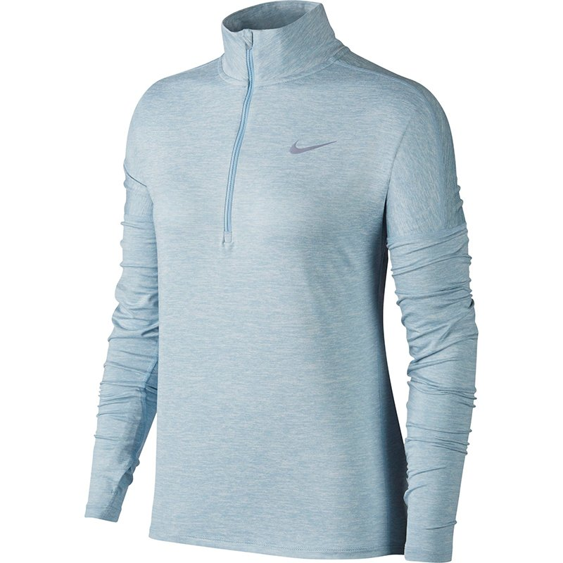 bluza do biegania damska NIKE ELEMENT HALF ZIP / 855517-452 RunnersClub 38537