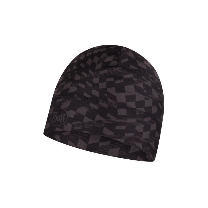 czapka do biegania BUFF THERMONET HAT ASEN GRAPHITE-GRAPHITE / 121511.901.10.00 RunnersClub 43747