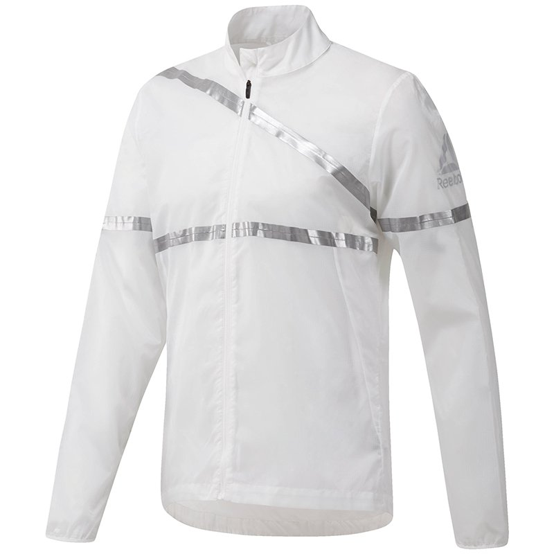kurtka do biegania męska REEBOK RUN HERO REFLECTIVE JACKET / CD5439