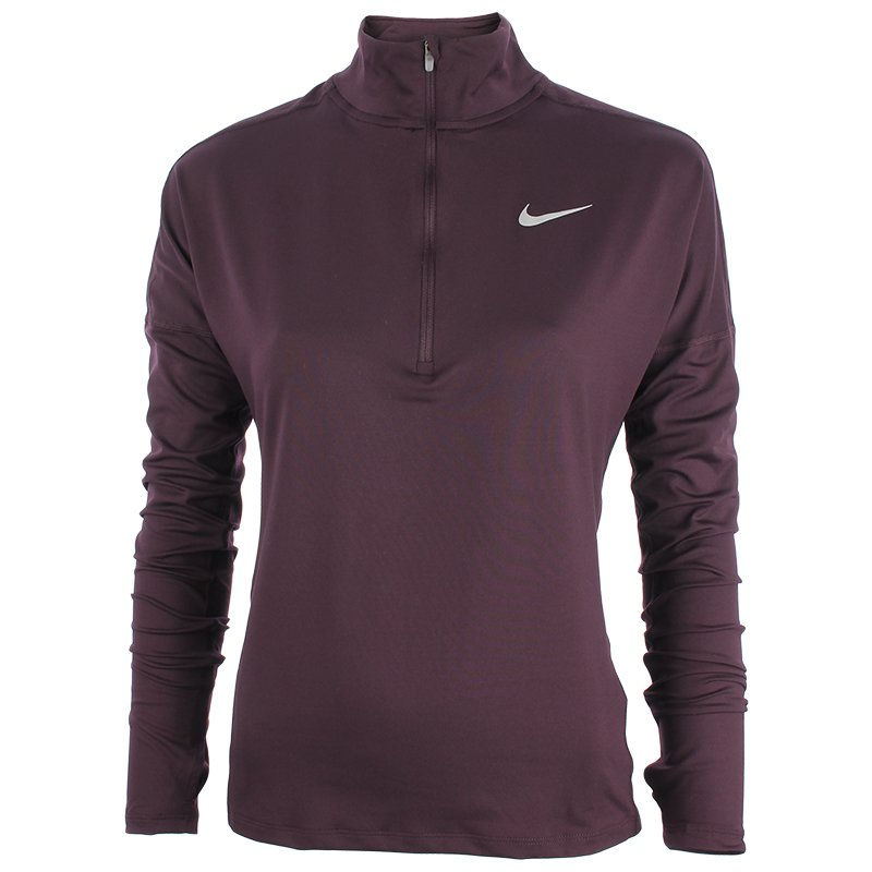 bluza do biegania damska NIKE ELEMENT HALF ZIP / 855517-609 RunnersClub 37909