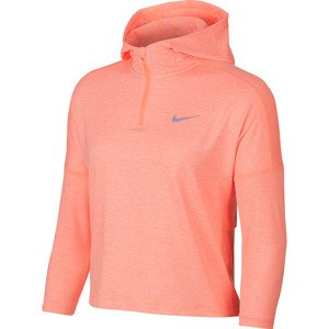 bluza do biegania damska NIKE DRY ELEMENT HALF ZIP HOODIE / AA7958-827