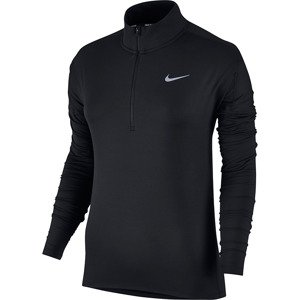bluza do biegania damska NIKE ELEMENT HALF ZIP / 855517-010