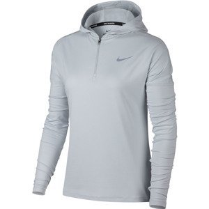 bluza do biegania damska NIKE ELEMENT HALF ZIP HOODIE / 855515-043