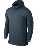 bluza do biegania męska NIKE DRI-FIT ELEMENT HOODIE / 683638-460
