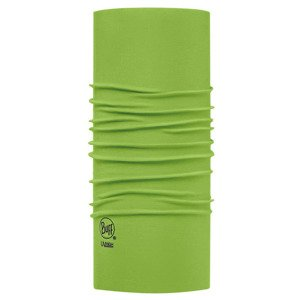 chusta do biegania BUFF HIGH UV PROTECTION BUFF SOLID GREENERY / 111426.852.10