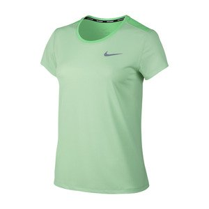koszulka do biegania damska NIKE BREATHE RAPID TOP SHORT SLEEVE / 840173-300