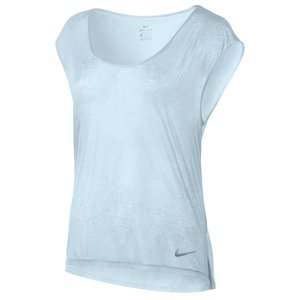 koszulka do biegania damska NIKE BREATHE TOP SHORT SLEEVE COOL / 831784-411