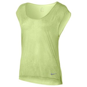 koszulka do biegania damska NIKE BREATHE TOP SHORT SLEEVE COOL / 831784-701