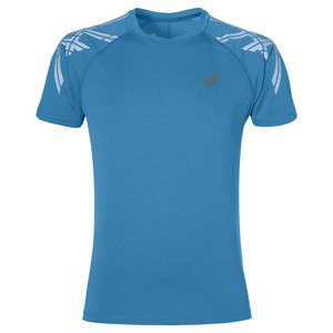 koszulka do biegania męska ASICS SHORT SLEEVE STRIPE TOP / 141199-8155
