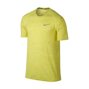 koszulka do biegania męska NIKE DRI-FIT KNIT TOP SHORT SLEEVE / 833562-358