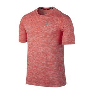 koszulka do biegania męska NIKE DRI-FIT KNIT TOP SHORT SLEEVE / 833562-852