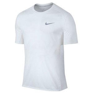 koszulka do biegania męska NIKE DRI-FIT MILER TOP SHORT SLEEVE / 833591-100