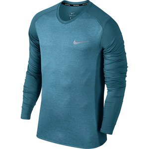koszulka do biegania męska NIKE DRY MILER RUNNING TOP LONG SLEEVE / 833593-407