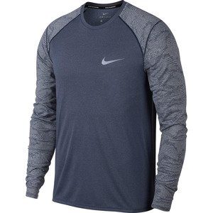 koszulka do biegania męska NIKE DRY MILER RUNNING TOP LONG SLEEVE / 904665-451