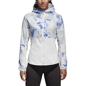 kurtka do biegania damska ADIDAS ULTRA GRAPHIC JACKET / CF9880