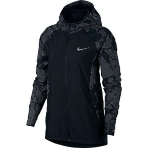 kurtka do biegania damska NIKE FLASH ESSNTIAL JACKET HOODED / 856220-010