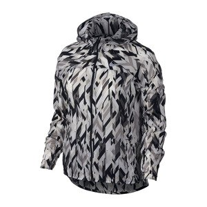 kurtka do biegania damska NIKE IMPOSSIBLY LIGHT JACKET HOODED PRINT / 831177-010