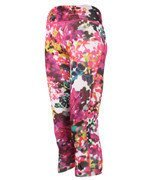 legginsy damskie ADIDAS ULTIMATE FIT 3/4 TIGHT FLOWER / AJ5031