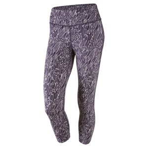legginsy do biegania damskie 3/4 NIKE POWER EPIC RUNNING CROP / 799820-524