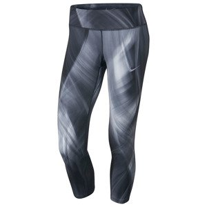 legginsy do biegania damskie 3/4 NIKE POWER EPIC RUNNING CROP / 831804-010