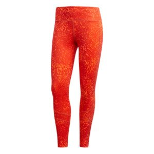 legginsy do biegania damskie 7/8 ADIDAS HOW WE DO PRINTED TIGHTS / CG1112
