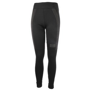 legginsy do biegania damskie NEWLINE BLACK WING WIPER TIGHTS / 77302-060