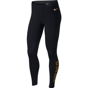legginsy termoaktywne damskie NIKE PRO TIGHT JUST DO IT / 926999-010