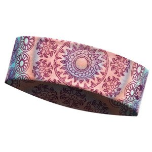 opaska do biegania BUFF SLIM HEADBAND BUFF SHANTRAVIOLET / 113656.619.10
