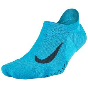 skarpety do biegania NIKE ELITE CUSHIONED NO-SHOW RUNNING (1 para) / SX5462-447
