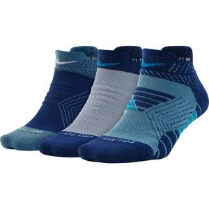 skarpety sportowe NIKE WOMENS  DRY CUSHIONED LOW TRAINING SOCKS (3 pary) / SX6877-928