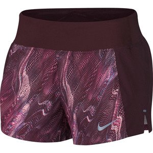 spodenki do biegania damskie NIKE FLEX ECLIPSE 3IN RUNNING SHORT  / 902216-652