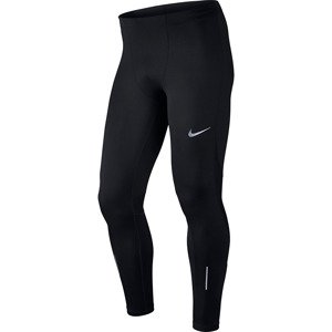 spodnie do biegania męskie NIKE POWER RUN TIGHT / 856886-010