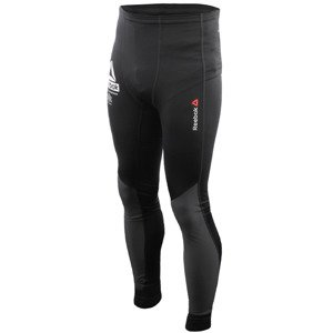 spodnie do biegania męskie REEBOK OBSTACLE TERRAIN RACING COMPRESSION TIGHT / S94296