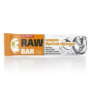 suplement NUTREND RAW BAR 50G MORELA+MIGDAŁ
