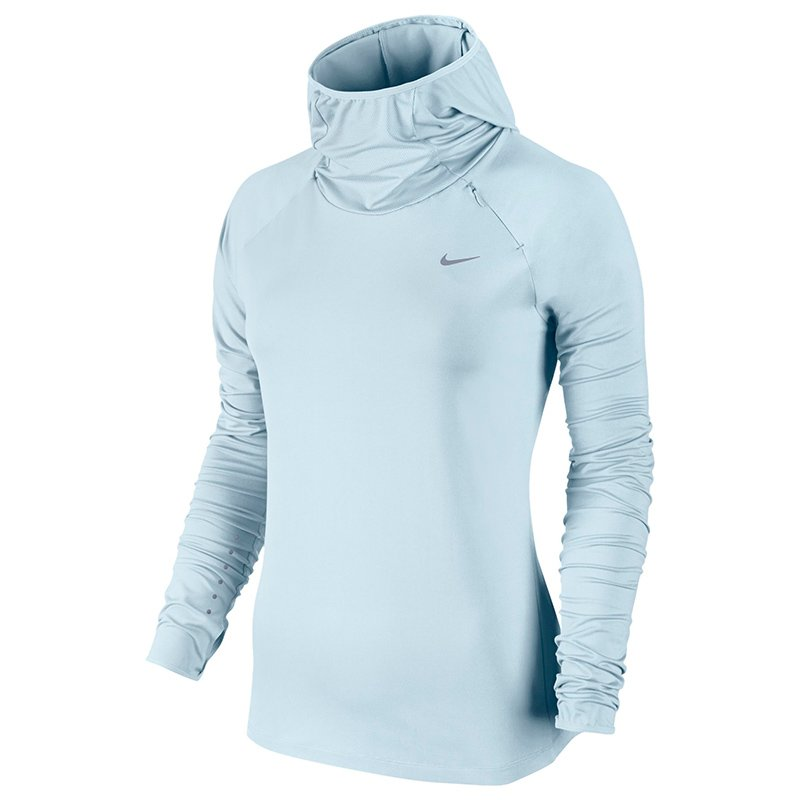 Damska Bluza Z Kapturem Do Biegania Nike Element Bluzy z