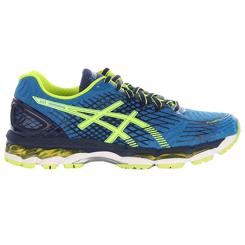 lowest price 869a3 cc598 buty do biegania męskie ASICS GEL-NIMBUS 17 / T507N-3907 ...