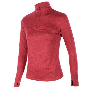bluza do biegania damska BROOKS ESSENTIAL LONGSLEEVE 1/2 ZIP III / 220776648