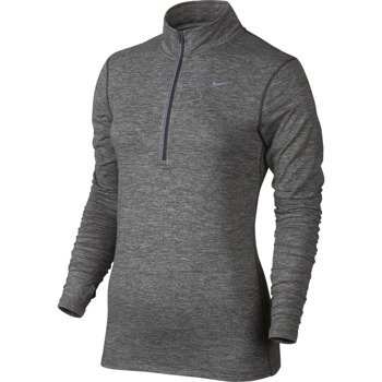 bluza do biegania damska NIKE ELEMENT HALF ZIP / 685910-021