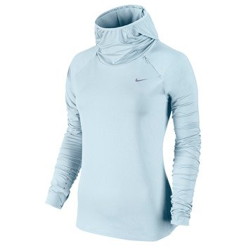 bluza do biegania damska NIKE ELEMENT HOODY / 685818-411
