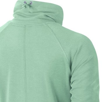 bluza do biegania damska NIKE SPRINT FLEECE PULLOVER / 627001-308
