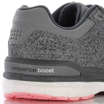 buty do biegania damskie ADIDAS SUPERNOVA SEQUENCE 8 BOOST CLIMAHEAT / B33621