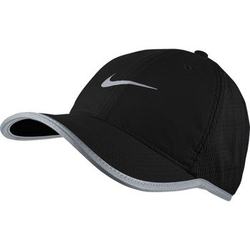 czapka do biegania NIKE RUN KNIT MESH / 810132-010