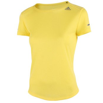 koszulka do biegania damska ADIDAS SEQUENCIALS RUN SHORTSLEEVE TEE / S02990