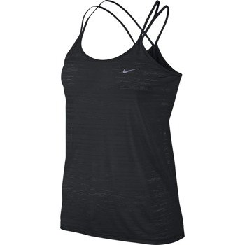 koszulka do biegania damska NIKE DRI FIT COOL BREEZE STRAPPY TANK / 644714-010